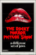 "Movie Posters:Rock and Roll, The Rocky Horror Picture Show (20th Century Fox, 1975) Folded, Very Fine-. One Sheet (27"" X 41"") Style A. Rock and Roll...."