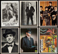Non-Sport Cards:Lots, 1960s Non-Sport Collection (102) Plus Man From U.N.C.L.E Flicker Ring....