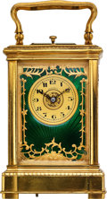 Timepieces:Clocks, Bigelow Kennard & Co., Fine Early Twentieth Century Grande Sonnerie Alarm, circa 1905. ...