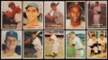 Baseball Cards:Lots, 1957 Topps Baseball Collection (445) With Stars....