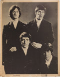 Music Memorabilia:Memorabilia, Kinks US Promotional Stand-Up Display (Reprise, circa 1965). Rare. ...