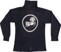 Music Memorabilia:Memorabilia, George Harrison Original Vintage Turtleneck Long-sleeved Shirt(Dark Horse, 1974). Rare....