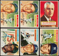 Baseball Cards:Lots, 1956 Topps Baseball Collection (93). ...
