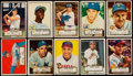 Baseball Cards:Lots, 1952 Topps Baseball Collection (225). ...