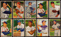 Baseball Cards:Lots, 1952 Bowman Baseball Collection (312)....