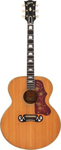 Musical Instruments:Acoustic Guitars, 1961 Gibson J-200N Natural Acoustic Guitar, Serial # 61292....