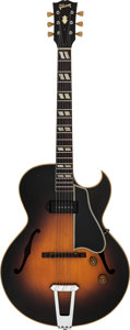 Musical Instruments:Electric Guitars, 1949 Gibson ES-175 Sunburst Archtop Electric Guitar, Serial # A4397....