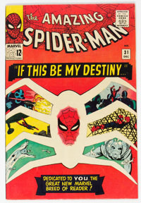 The Amazing Spider-Man #31 (Marvel, 1965) Condition: FN+