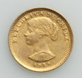 Chile, Chile: Republic gold 20 Pesos 1926-So Good VF (surface hairlines),...