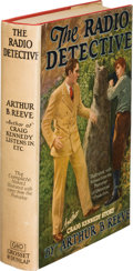 Books:Mystery & Detective Fiction, Arthur B. Reeve. Group of Seven Books. New York: [1916-1936]. Firsteditions, one inscribed.... (Total: 7 Items)