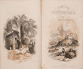 Books:Literature Pre-1900, Charles Dickens. The Personal History of David Copperfield. London: 1850. First edition....