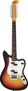 Musical Instruments:Electric Guitars, Bob Dylan Personally-Owned Fender Electric XII Twelve-StringElectric Guitar Played on The Blonde on Blonde Sessions (SerialN... (Total: 3 Items)