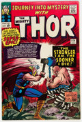 Silver Age (1956-1969):Superhero, Journey Into Mystery #114 (Marvel, 1965) Condition: VF....