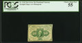Fractional Currency:First Issue, Fr. 1243 10¢ First Issue PCGS Choice About New 55.. ...