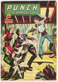 Golden Age (1938-1955):Crime, Punch Comics #18 (Chesler, 1946) Condition: VG/FN....