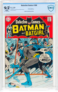 Silver Age (1956-1969):Superhero, Detective Comics #389 (DC, 1969) CBCS NM- 9.2 White pages....