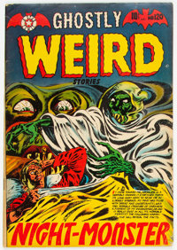 Ghostly Weird Stories #120 (Star Publications, 1953) Condition: VG+