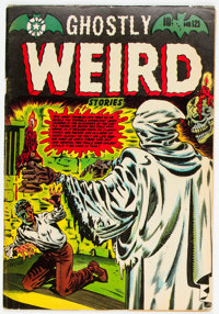 Ghostly Weird Stories #121 (Star Publications, 1953) Condition: VG/FN