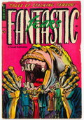 Golden Age (1938-1955):Horror, Fantastic Fears #6 (Farrell, 1954) Condition: VG....