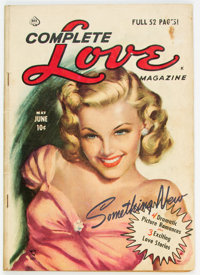 Complete Love Magazine V26#2 (Ace, 1951) Condition: GD/VG
