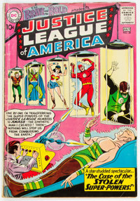 The Brave and the Bold #30 Justice League of America (DC, 1960) Condition: GD