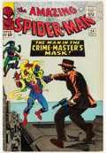 Silver Age (1956-1969):Superhero, The Amazing Spider-Man #26 (Marvel, 1965) Condition: FN-....
