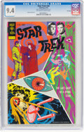 Bronze Age (1970-1979):Science Fiction, Star Trek #30 File Copy (Gold Key, 1975) CGC NM 9.4 Off-white to white pages....