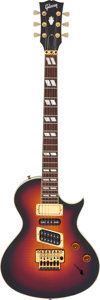 Musical Instruments:Electric Guitars, 1997 Gibson Nighthawk Sunburst Solid Body Electric Guitar, Serial # 90767527.. ...