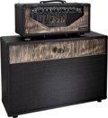"""Musical Instruments:Amplifiers, PA, & Effects, Circa 2012 Paul Reed Smith (PRS) 2 Channel """"H"""" Black Guitar Amplifier, Serial #s 110607 & 120053.... (Total: 2 )"""