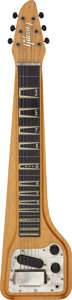 Musical Instruments:Lap Steel Guitars, 1959 Gibson Skylark Natural Lap Steel Guitar, Serial # 9 0810....