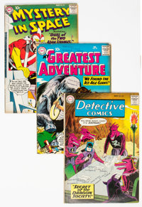 DC Silver Age Comics Group of 30 (DC, 1959-60) Condition: Average GD.... (Total: 30 )