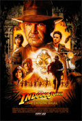 "Movie Posters:Adventure, Indiana Jones and the Kingdom of the Crystal Skull (Paramount, 2008). Rolled, Very Fine+. One Sheet (27"" X 40"") DS, Advance...."