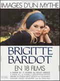 "Movie Posters:Sexploitation, Brigitte Bardot Film Festival (Les Acacias Cineaudience, 1990)Folded, Very Fine. French Grande (46.25"" X 63""). Sexploitatio..."