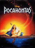"Movie Posters:Animation, Pocahontas (Buena Vista, 1995) Folded, Very Fine-. French Grande(45"" X 62""). Animation...."