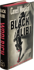 Books:Mystery & Detective Fiction, Cornell Woolrich. Black Alibi. New York: Simon &Schuster, 1942. First edition....