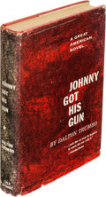 Books:Literature 1900-up, Dalton Trumbo. Johnny Got His Gun. New York: Lyle Stuart, 1959. Early edition, ninth printing, with a lengthy ...