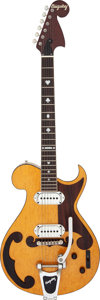 Musical Instruments:Electric Guitars, 2003 Bigsby BY-50T Natural Solid Body Electric Guitar, Serial # 03150T-81.. ...