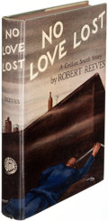 Books:Mystery & Detective Fiction, Robert Reeves. Pair of Cellini Smith Novels. New York and Boston: [1941-1943]. First editions with an advance copy of No L... (Total: 3 Items)