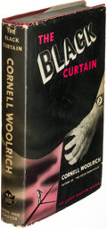 Books:Mystery & Detective Fiction, Cornell Woolrich. The Black Curtain. New York: 1941. First edition, red cloth binding variant....