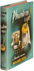 Books:Mystery & Detective Fiction, [Cornell Woolrich]. Phantom Lady. By William Irish (pseudonym). Philadelphia: 1942. First edition....