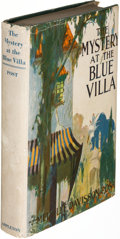 Books:Mystery & Detective Fiction, Melville Davisson Post. The Mystery at the Blue Villa. New York: 1919. First edition....