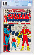 Bronze Age (1970-1979):Superhero, Shazam! #1 (DC, 1973) CGC NM/MT 9.8 Off-white to white pages....