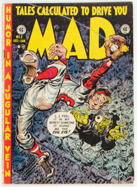 MAD #2 (EC, 1952) Condition: GD/VG