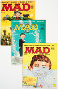 Magazines:Mad, MAD Magazine Group of 22 (EC, 1958-73) Condition: Average FN.... (Total: 22 Comic Books)