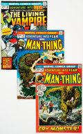 Bronze Age (1970-1979):Horror, Fear Group of 20 (Marvel, 1972-75) Condition: Average VF.... (Total: 20 Comic Books)
