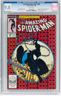 Modern Age (1980-Present):Superhero, The Amazing Spider-Man #300 (Marvel, 1988) CGC NM/MT 9.8 White pages....