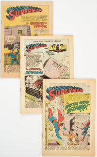 DC Silver Age Group of 33 (DC, 1956-59) Condition: Average PR.... (Total: 33 )