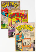 Silver Age (1956-1969):Superhero, Superboy Group of 19 (DC, 1956-60) Condition: Average GD.... (Total: 19 )