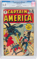 Golden Age (1938-1955):Superhero, Captain America Comics #60 (Timely, 1947) CGC FN 6.0 Off-white pages....