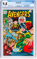 Bronze Age (1970-1979):Superhero, The Avengers #86 (Marvel, 1971) CGC NM/MT 9.8 White pages....
